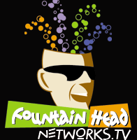 FountainHeadNetworks.tv Logo
